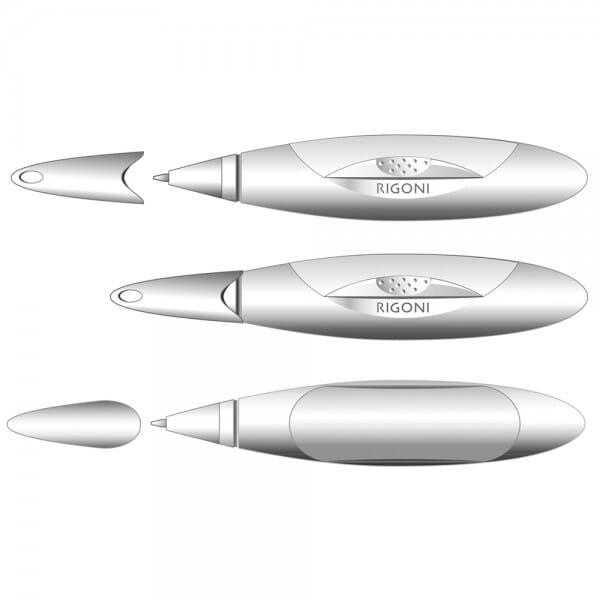 Rigoni x20 StampPen (38x14 mm - 4 Zeilen)