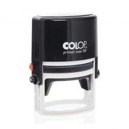 Colop Printer oval 55 (55x35 mm - 6 Zeilen)