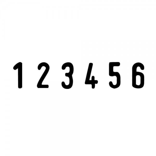 Trodat Professional 5546 Ziffernbänderstempel