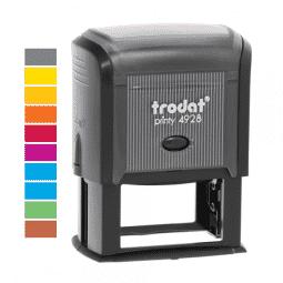 Trodat Printy 4928 Premium (60x33 mm - 9 Zeilen)