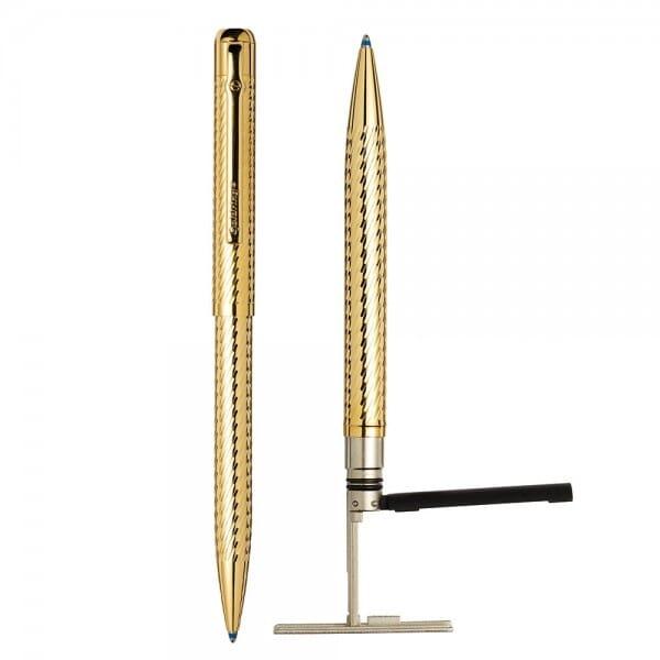 Goldring Style Kugelschreiberstempel gold