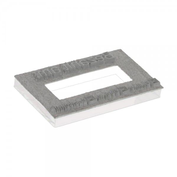 Textplatte für 2910 P01 (50x30 mm - 4 Zeilen)