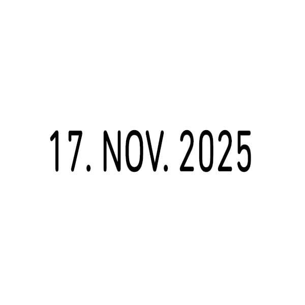 Trodat Printy 4810 Mini Datumstempel