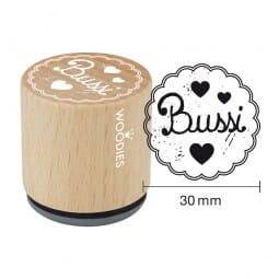 Woodies Stempel - Bussi