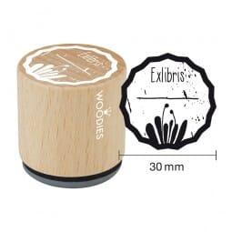 Woodies Stempel - Exlibris - 1