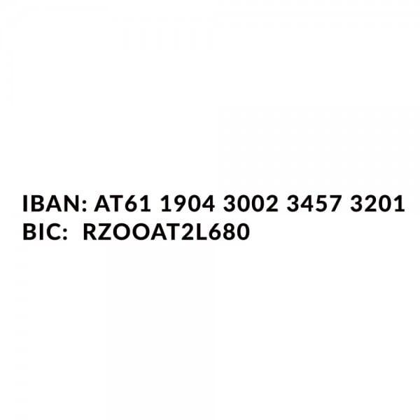 Colop Printer 15 IBAN (69x10 mm - 2 Zeilen)