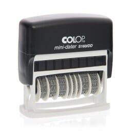 Colop Mini-Dater S 160/DD (49x3,5 mm - 1 Zeile)