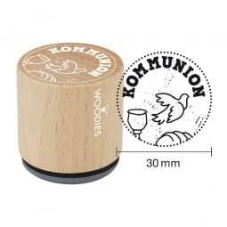 Woodies Stempel - Kommunion