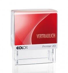 Colop Printer 20 LGT VETRAULICH (38x14 mm)