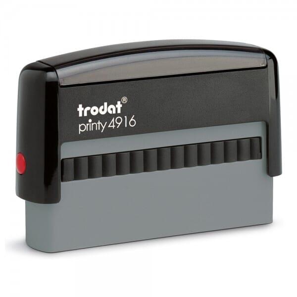 Trodat Printy 4916 (70x10 mm - 3 Zeilen)