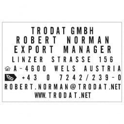 Trodat Printy Typomatic 4927 60 x 40 mm