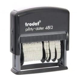 Trodat Printy 4817/B (4812) Datumstempel
