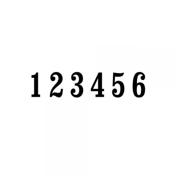 Trodat Numeroteur 5756/P Roman