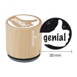 Woodies Stempel - genial