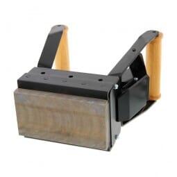 S-Serie S158 Brennstempel (150x80 mm)