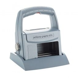 Reiner Elektrostempel jetStamp graphic 970