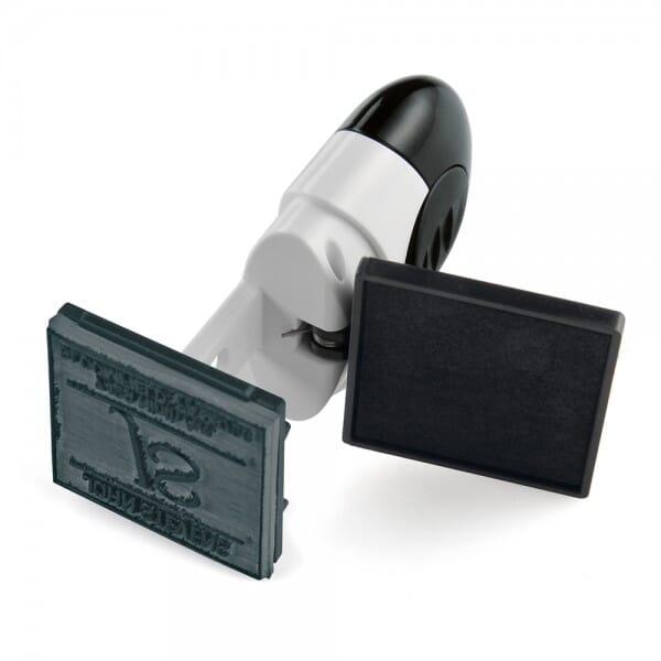 Colop Pocket Stamp Q 25 (25x25 mm - 6 Zeilen)