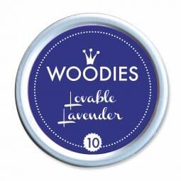 Woodies Stempelkissen - Lovable Lavender