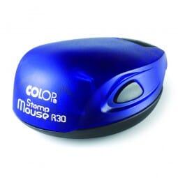 Colop Stamp Mouse R 30 (ø30 mm - 5 Zeilen)