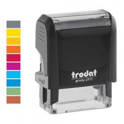 Trodat Printy 4911 Premium (37x14 mm - 4 Zeilen)