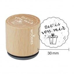Woodies Stempel - Det is von mir