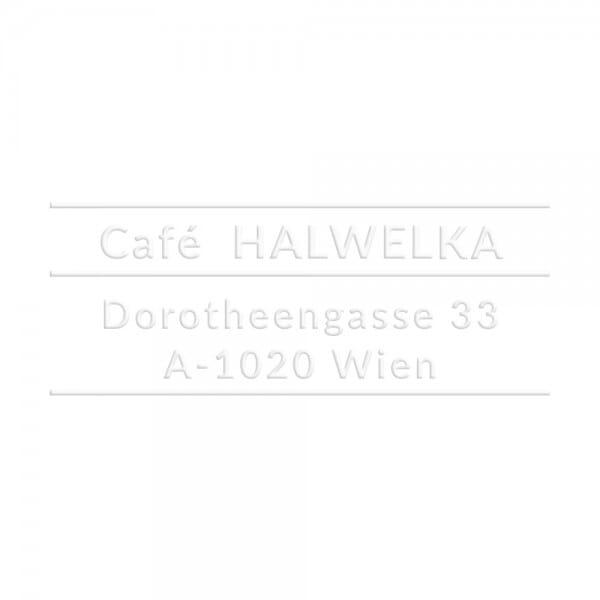 Trodat Ideal Prägezange 25x51 mm - Schwarz