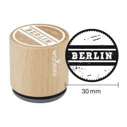 Woodies Stempel - Berlin