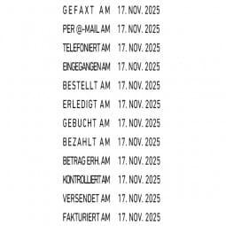 Trodat Printy 4817 Datumstempel