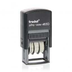 Trodat Printy 4850/L2 Datumstempel