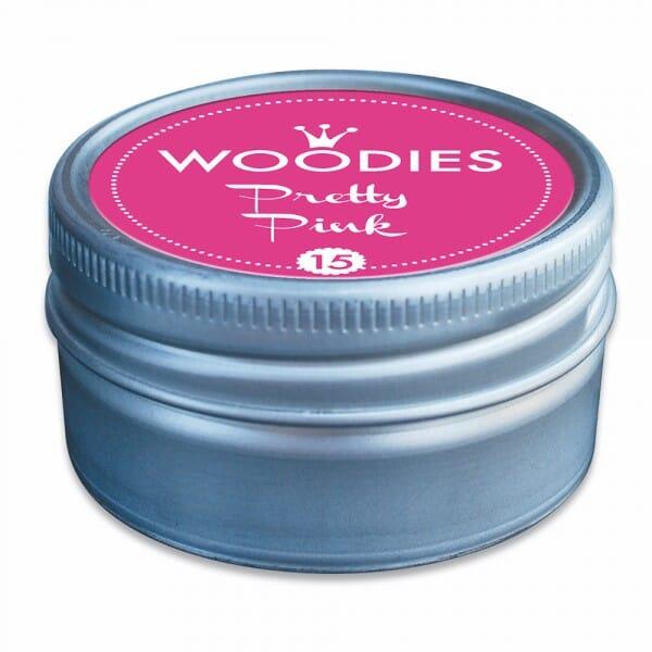 Woodies Stempelkissen - Pretty Pink