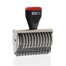 Colop Handstempel 05012 (52x5 mm - 12-stellig)