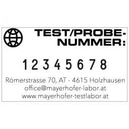 Trodat Professional 5558/PL (56x33 mm - 6 Zeilen)