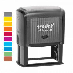 Trodat Printy 4926 Premium (75x38 mm - 10 Zeilen)