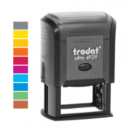 Trodat Printy 4929 Premium (50x30 mm - 8 Zeilen)